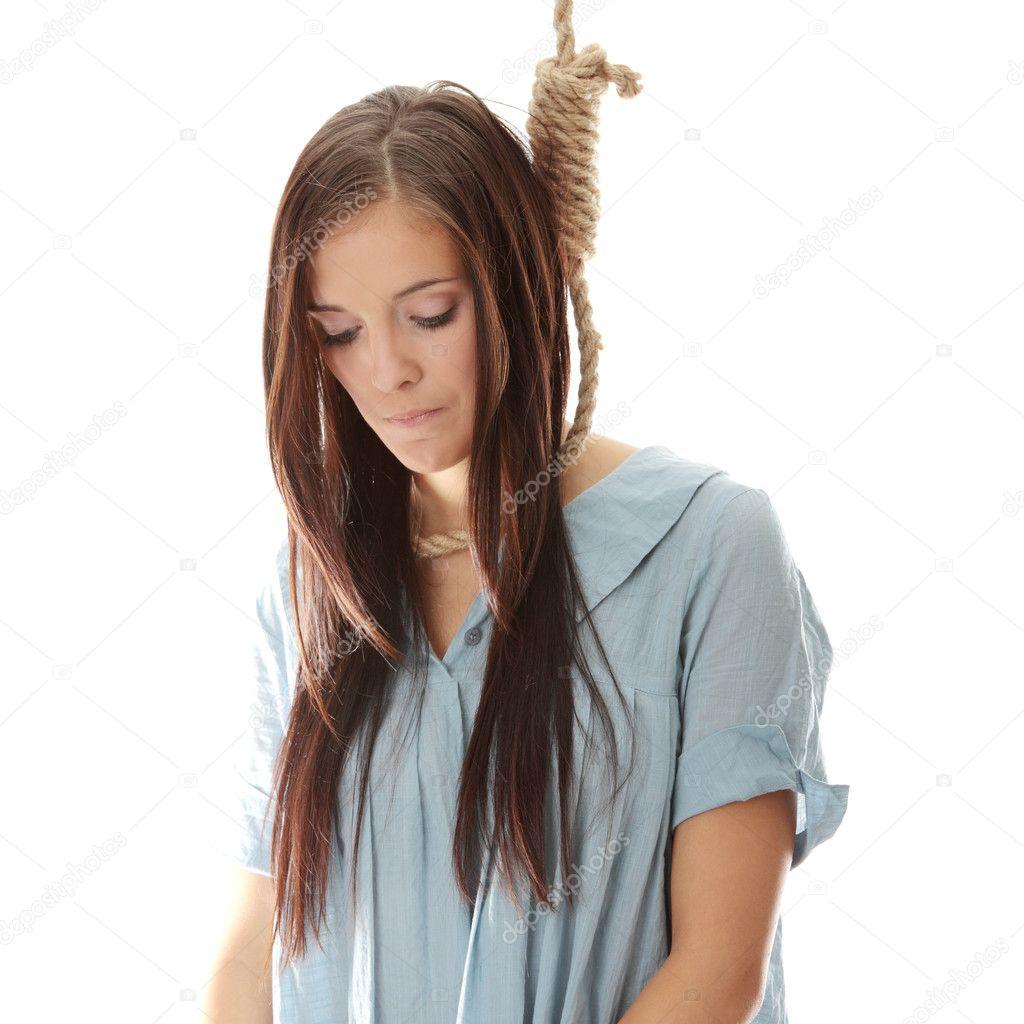 Hanging women 3d hentai photo