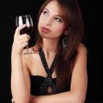 Red wine — Stock Photo #4831531