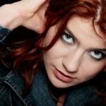 Redhead — Stock Photo #4833696