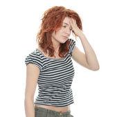 Migraine Headache — Stock Photo