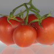 Stock Photo: Red tomatoe