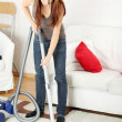 Stock Photo: House work