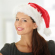 Christmas in business — Stock Photo