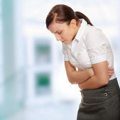Stomach issues — Stock Photo