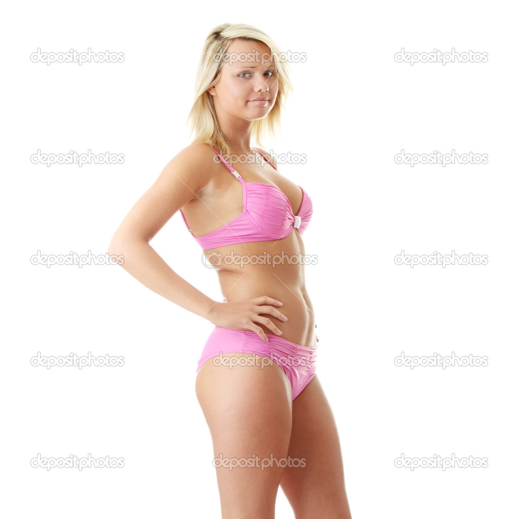 Фото модель в розовом бикини фото фото 190-64