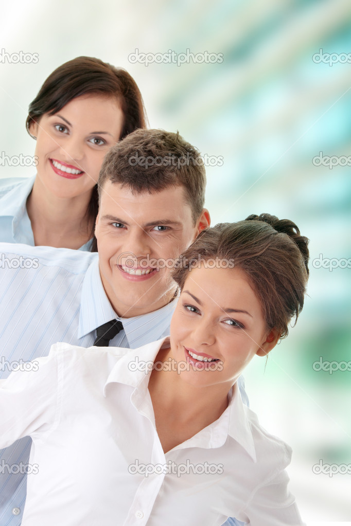 Business team — Stock Photo #5005191