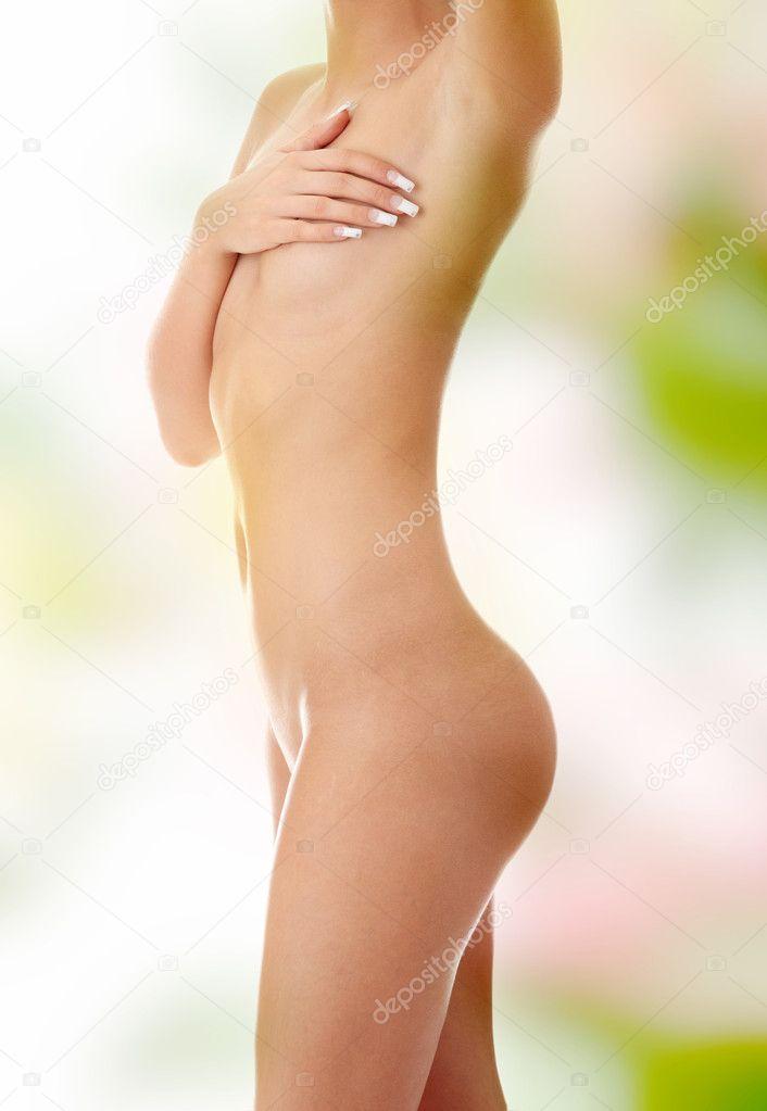 depositphotos 5008095 Close up photo of nude body Close up photo of nude body of young fit female.