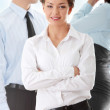 Businesswoman — Stock Photo #5064692