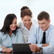 Business team — Stock Photo #5064725