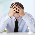Business depression — Stock Photo