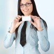 Business card — Stock Photo #5231999