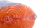 Raw salmon — Foto de Stock