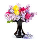 Beautiful spring bouquet — Stock Photo