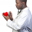 Cardiologist — Stock Photo