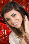 Mulher bonita — Fotografia Stock