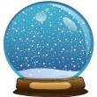 Snowglobe — Stock Photo