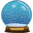 Snowglobe — Stock Photo