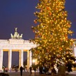 Berlin christmas - Stock Photo