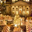 Berlin christmas — Stock Photo