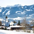Winter bavaria - Stock Photo