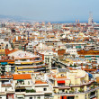 Beautiful view of Barcelona city — Foto de Stock
