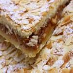 Dessert fruitcake — Stock Photo #4196311