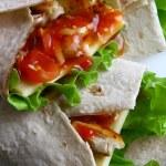 Tortilla — Stock Photo #4196314
