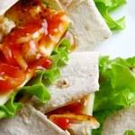 Tortilla — Stock Photo #4196315