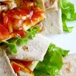 Tortilla — Stock Photo