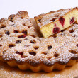 Stock Photo: Fruitcake