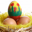 Easter egg - Stock Photo
