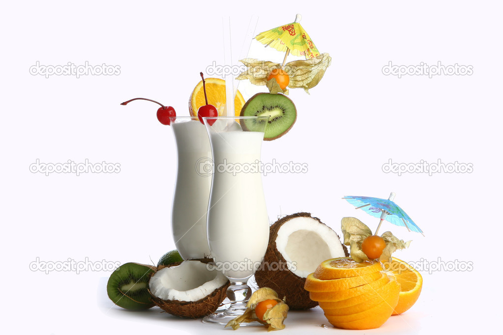 Milkshake — Stock Photo #4195464