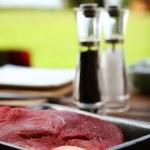 Fresh and very tasty steak — Stock Photo #4300993