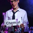 Chemist — Stock Photo #4301760