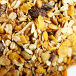 Fresh muesli - Stock Photo