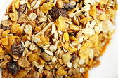Fresh muesli — Stock Photo