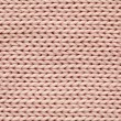 Pink knitted texture — Stock Photo
