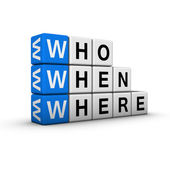 Web searching — Stock Photo