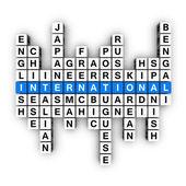 Multilingual concept — Stock Photo