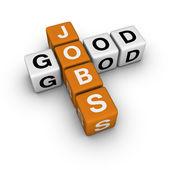 Bons empregos — Foto Stock