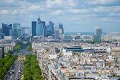 Paris. Defense — Stock Photo