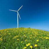 Wind generator — Zdjęcie stockowe