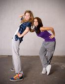 Dancers — 图库照片