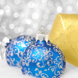 Christmas tree decorations — Lizenzfreies Foto