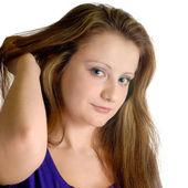Young woman — Стоковое фото