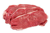 Rump steaks — Stock Photo