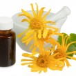Tincture of arnica — Stock Photo #4151037