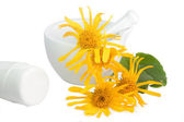 Arnica cream — Stock Photo