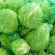 Stock Photo: Close up from Brussels sprouts