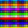 Background of multicolored squares — Stock Photo